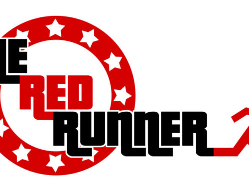 Logo Red Runner