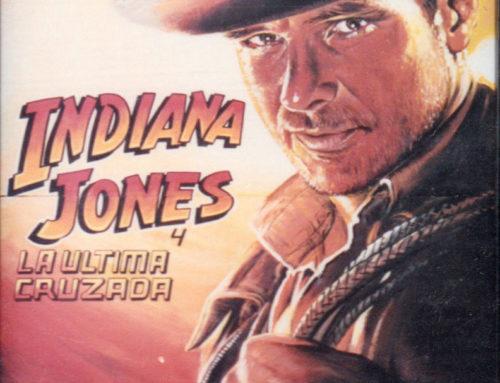 La Última Cruzada, Indiana Jones, 1989