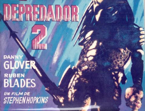 Depredador II, 1990