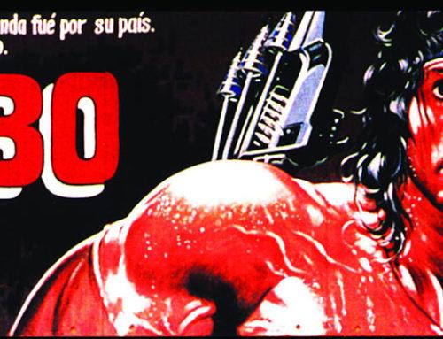 Rambo III, 1988